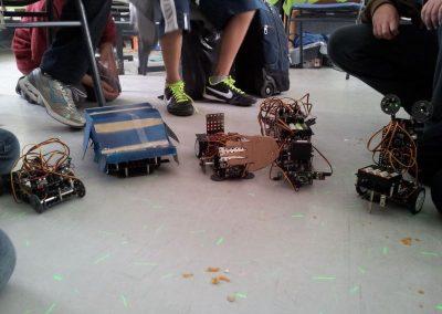 קרבות רובוטים